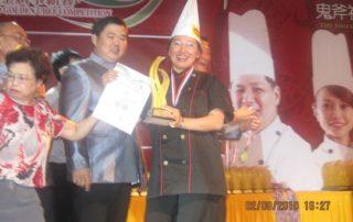 World Golden Chef